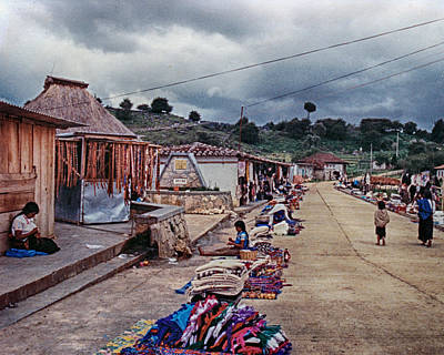 Photograph - Street Wares by Charles McKelroy