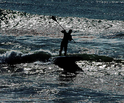 Stand Up Paddle Board Photograph - Paddleboard Dreams by Joe Schofield