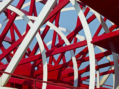 Photograph - Paddlewheel by Christi Kraft