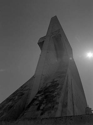 Photograph - Padrao Dos Descobrimentos by Luis Esteves