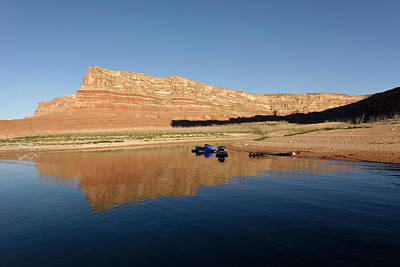 Photograph - Padre Bay Lake Powell by Julie Niemela