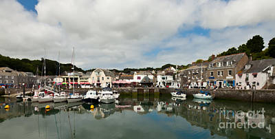 Photograph - Padstow by Anthony Morgan