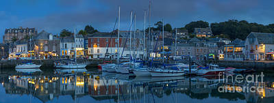 Photograph - Padstow Pano by Brian Jannsen