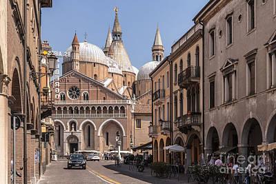 Padua. Italy Art Print by Rostislav Bychkov
