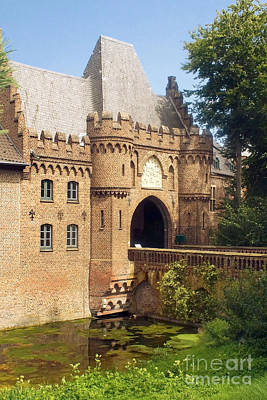 Photograph - Paffendorf Castle Germany 1 by Rudi Prott