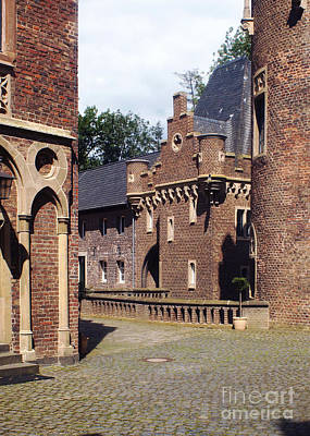 Photograph - Paffendorf Castle Germany 5 by Rudi Prott