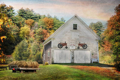 Digital Art - Page Farm by Lori Deiter