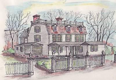 Page House Danvers Original
