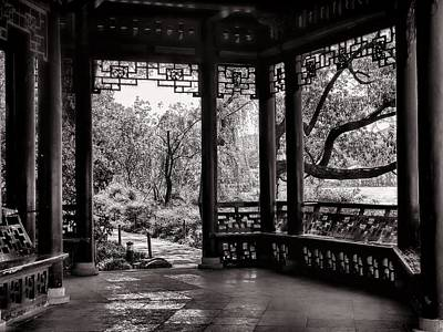 Photograph - Pagoda Shade by Robert Knight