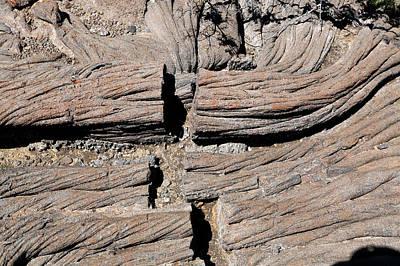 Pahoehoe Lava Art Print