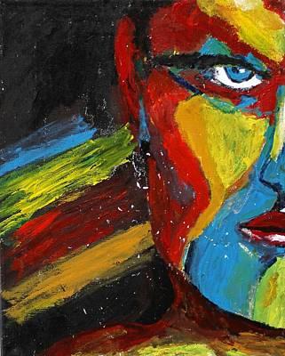 Pai Painting - Pai Princess by Mark Stiles