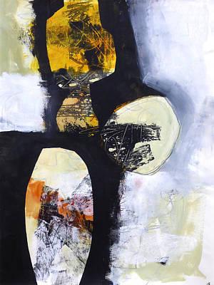 Keywords Painting - Paint Improv 2 by Jane Davies