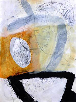 Keywords Painting - Paint Improv 3 by Jane Davies