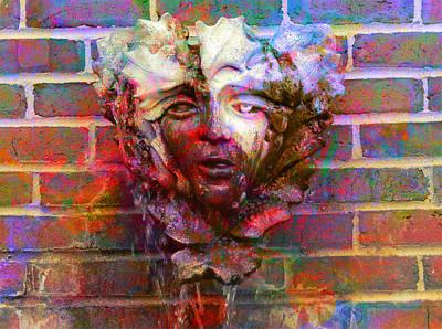 Digital Art - Paint Sprayed by Lilia D
