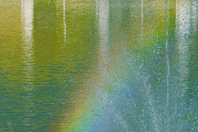 Photograph - Painted By Water And Light by Ben and Raisa Gertsberg