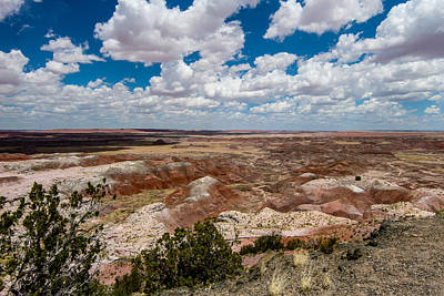Photograph - Painted Desert 3 by Robert Hebert