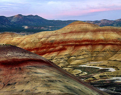 Photograph - Painted Hills  by Jean Noren