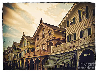 Photograph - Painted Ladies In A Row by Colleen Kammerer