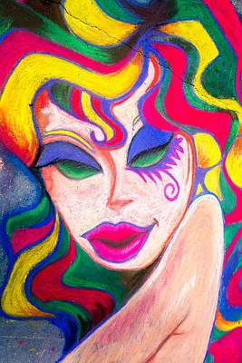 Painted Lady 3 Art Print