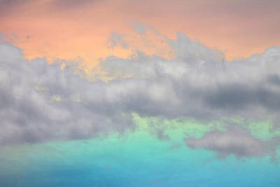 Photograph - Painted Sky by Cathie Douglas