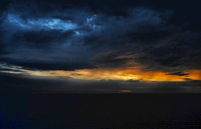 Photograph - Painted Sky by Randal Bruck
