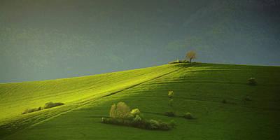 Slovakia Photograph - Painted With Light . . by Matej Rumansky