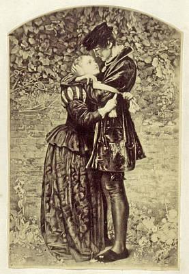 Painting By John Everett Millais, John Everett Millais Art Print