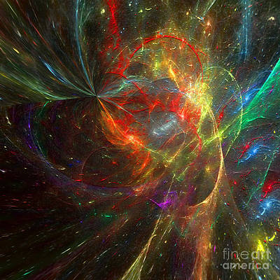 Digital Art - Painting The Heavens  by Margie Chapman