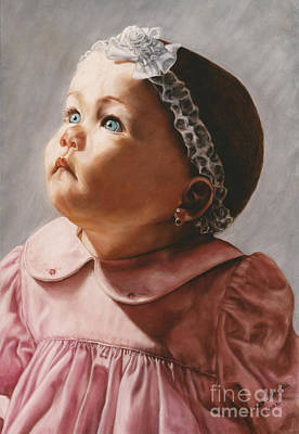 Painting - Paintings By Monica C. Stovall - Pastel Portrait No. Pp13 by Monica C Stovall