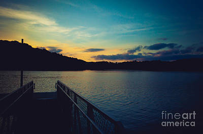 Photograph - Paintsville Lake by Lena Auxier