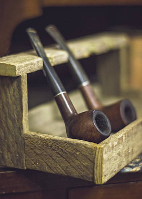 Photograph - Pair Of Pipes by Heather Applegate