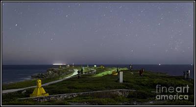 Photograph - Paisaje Nocturno by Agus Aldalur