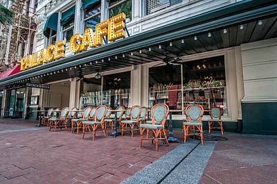 Photograph - Palace Cafe In New Orleans by Andy Crawford