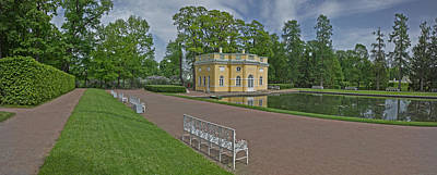 Palace Grounds, Catherine Palace Art Print by Panoramic Images