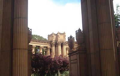 From The Kitchen - Palace of Fine Arts 8 by Lovina Wright