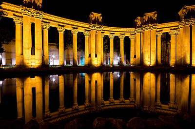 Photograph - Palace Of Fine Arts San Francisco by James Hammond