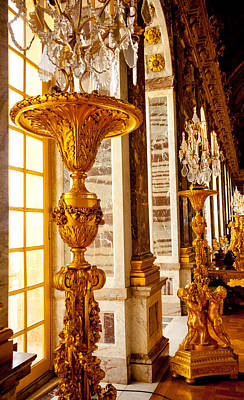 Photograph - Palace Of Versailles by Anthony Doudt