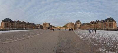 Versailles Photograph - Palace Of Versailles - Paris France - 01134 by DC Photographer