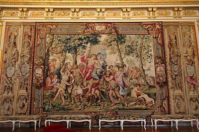 Versailles Photograph - Palace Of Versailles - Paris France - 011350 by DC Photographer