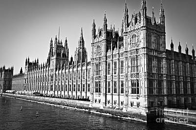 Photograph - Palace Of Westminster by Elena Elisseeva