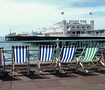 Photograph - Palace Pier Brighton by Christopher Rees