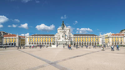 Photograph - Palace Square by Maria Coulson