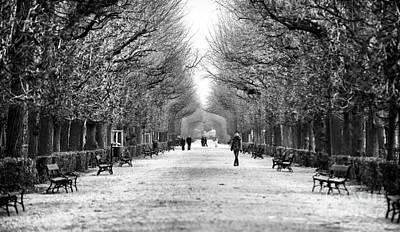 Photograph - Palace Stroll  by John Rizzuto