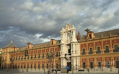 Photograph - Palacio De San Telmo by Patricia Hofmeester
