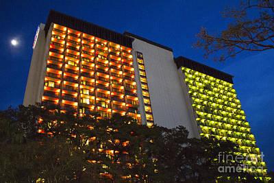 Photograph - Palacio Del Rio In Christmas Colors by Alycia Christine