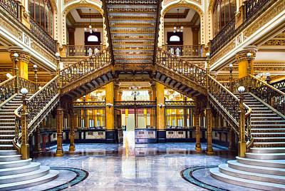 Photograph - Palacio Postale II by John  Bartosik