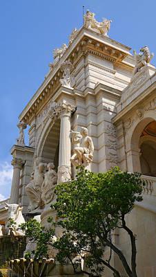 Photograph - Palais Longchamps by Herb Paynter