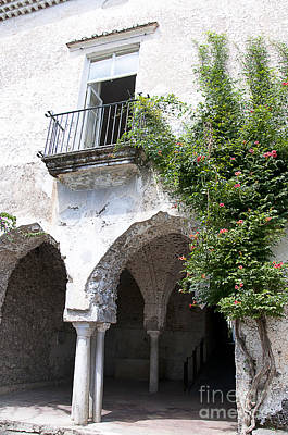 Photograph - Palazzo In Ravello by Brenda Kean