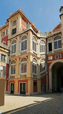 Photograph - Palazzo Reale 1 by Herb Paynter