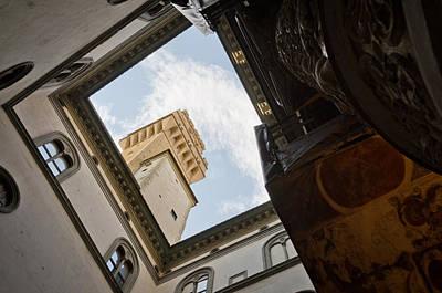Photograph - Palazzo Vecchio by Pablo Lopez